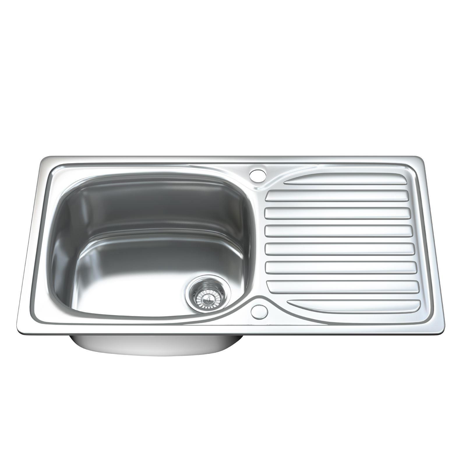 Kitchens Direct Kitchen Design Appliances 1004 Single Bowl Kitchen Sink