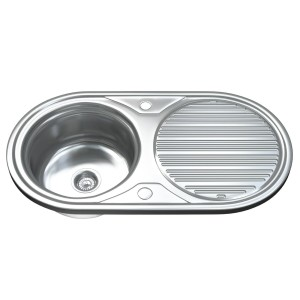 1062 - Single Bowl Kitchen Sink