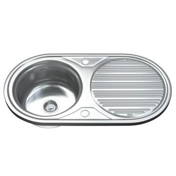 1062 - Single Bowl Kitchen Sink