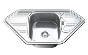 1071 - Single Bowl Kitchen Sink