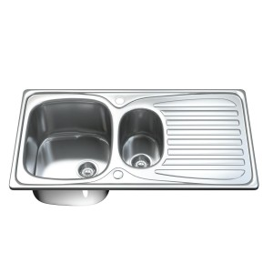 1501 - 1.5 Bowl Kitchen Sink