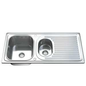 1502 - 1.5 Bowl Kitchen Sink