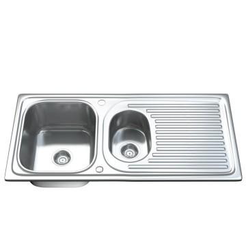 1502 - 1.5 Bowl Kitchen Sink