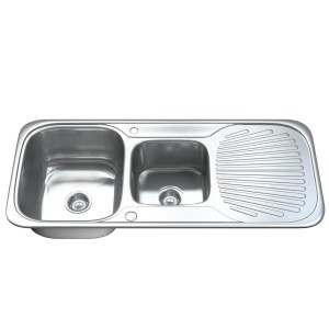 1503 - 1.5 Bowl Kitchen Sink