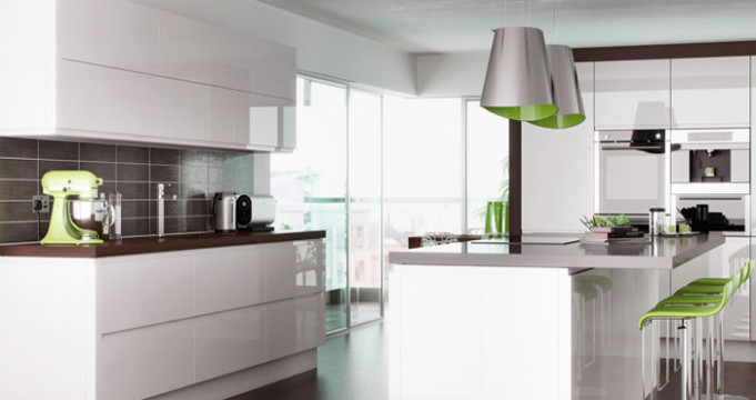 Kitchens Direct Kitchen Design Appliances Lucente White