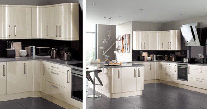 Kitchens Direct  Kitchen Design  Appliances  Lusso Cream